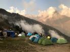 Camping, Triund