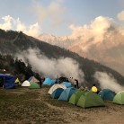 Camping, Triund